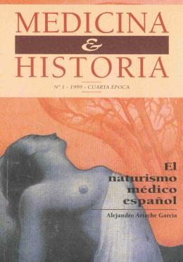 El naturismo médico español