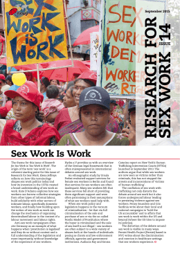 r es ea r ch fo rsexwork 14 - Global Network of Sex Work Projects
