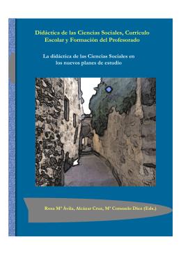 Didáctica de las Ciencias Sociales, Currículo Escolar y Formación