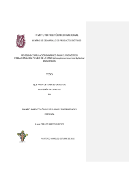 INSTITUTO POLITÉCNICO NACIONAL TESIS