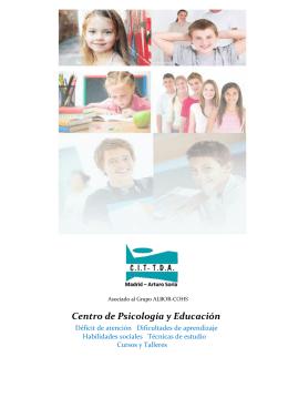 Centro de Psicología y Educación