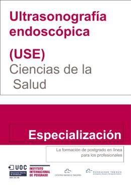 USE - Asociación Española de Ecografía Digestiva