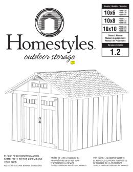 2 - Homestyles