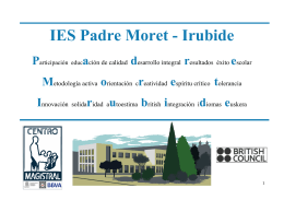 Info_CPEIPS - IES Padre Moret