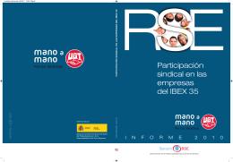 informe 2010 - CHTJ-UGT