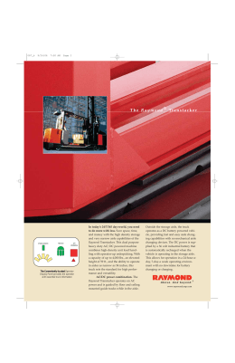 The Raymond® Transtacker