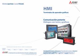 HMI Family - RHONA Perú Un Mundo en Equipamiento Eléctrico