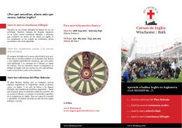 Winchester | Bath - St George, cursos de ingles en verano