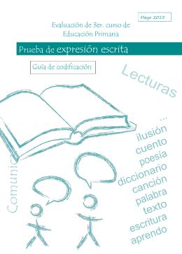 Competencia lingüística. Expresión escrita: Guía de codificación