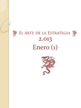 El Arte de la Estrategia