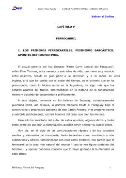 capitulo v - Asociación Biblioteca Virtual del Paraguay