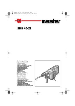 BMH 40-XE - Titel