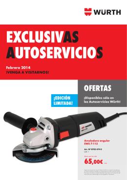 Exclusivas AUTOSERVICIOS Febrero`14.indd