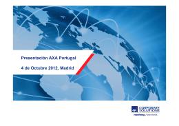 El mercado asegurador en Portugal