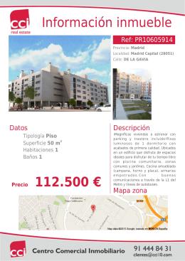 Información inmueble PR10605914 - Servidor de fotos de pisos.com