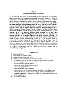 click para visualizar - Ayuntamiento de Poanas, Dgo.