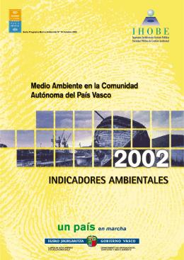 2002  - Ingurumena