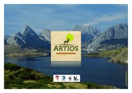 Proyecto ARTIOS - Revista Comarcal de la Montaña de Riaño