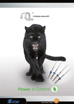 Mtwo ® El sistema NiTi eficiente - Catálogo de productos