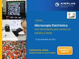 Microscopia Electrónica