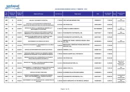 sistema de contrataciones y adquisiciones del estado