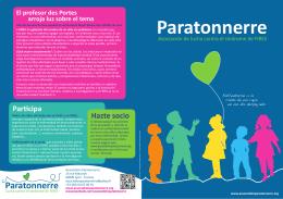 La asociación - Association Paratonnerre