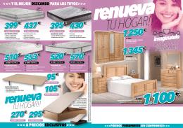 renueva tu hogar con muebles de castaño (nuevo)