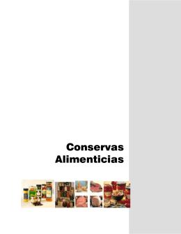 Conservas Alimenticias - Colegio de Bachilleres del Estado de