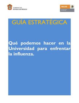 GUÍA ESTRATÉGICA