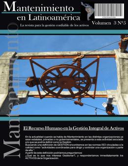 Paute con Nosotros - Revista Mantenimiento en Latinoamérica