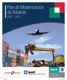 Plan de Modernización de Aduanas