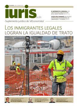 Los inmigrantes legales logran la igualdad de trat0