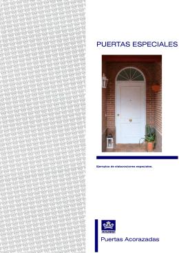 puertas especiales w