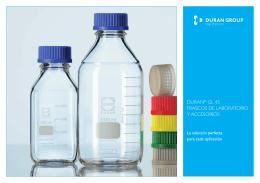 duran® gl 45 frascos de laboratorio y accesorios