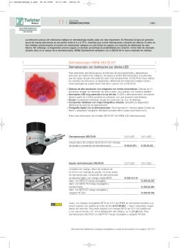 Dermatoscopio HEINE DELTA 20®