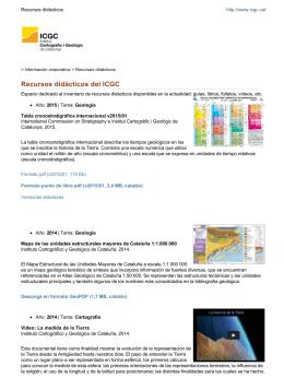 PDF - Institut Geològic de Catalunya