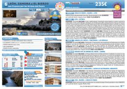 20. León, Zamora y el Bierzo