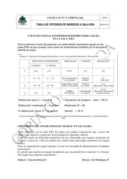 UR-TA-02-V1 CRITERIO DE INGRESO A SALA ERA