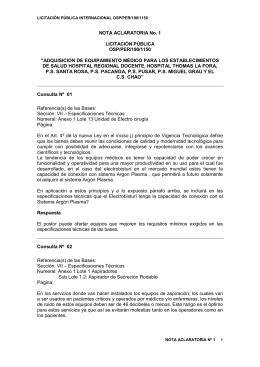 Nota Aclaratoria Nº 1 - 1150 final