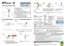 Descarga el folleto informativo - Pruebas Microbiológicas Rápidas