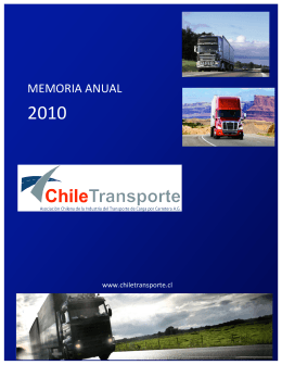 2010 - ChileTransporte