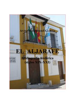 El Aljarafe - Bibliografía histórica