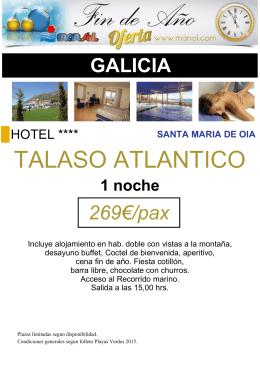 TALASO ATLANTICO