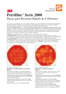 Petrifilm™ Serie 2000