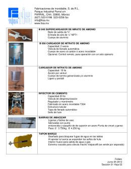 LP01 01F Productos Varios