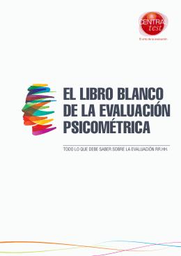 el libro blanco de la evaluación psicométrica