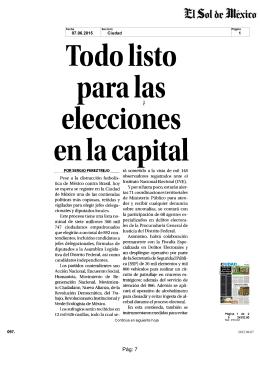 A 72-73 - Instituto Electoral del Distrito Federal