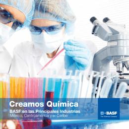 Creamos Química - Marketizer.com