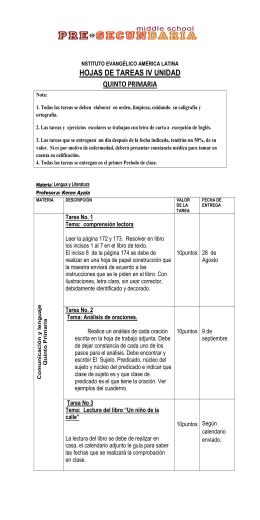 Tareas I U. Quinto a primero basico.docx