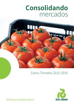 Catálogo Tomate 2015 (PDF 1.3 MB)